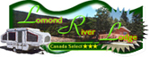 Lomond River Lodge Logo